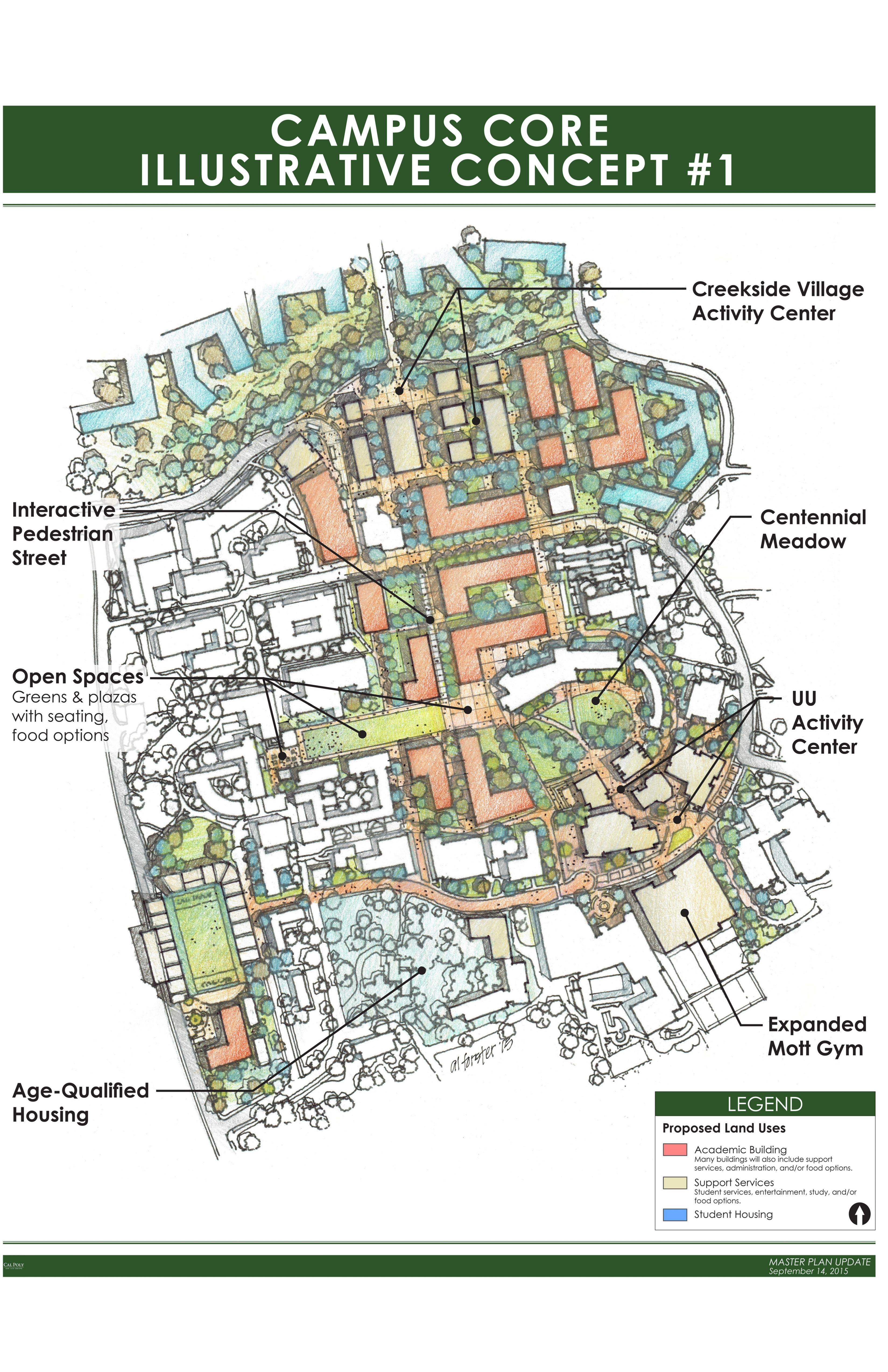 Master Plan | Cal Poly Master Plan on ucsd map, georgia tech map, sonoma state map, california map, georgetown map, duke map, cornell map, houghton college map, usc map, cal state northridge map, camp slo map, uc riverside map, cal state pomona map, sacramento state map, poly canyon trail map, valparaiso map, uc irvine map, loyola marymount map, cal state san luis obispo, weber state map,