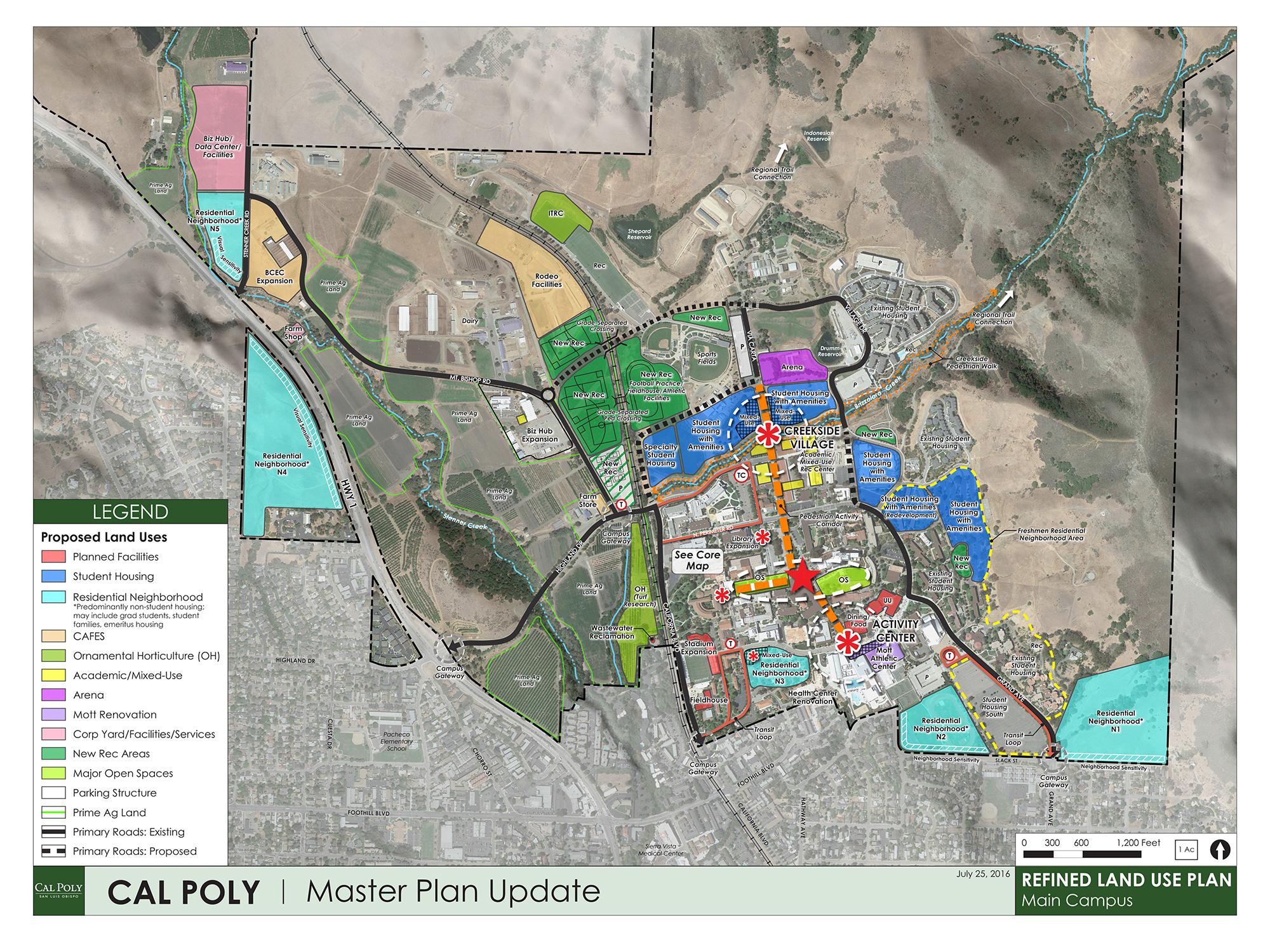 Master Plan | Cal Poly Master Plan